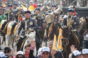 Краткий отчет о тайваньской поездке Духового оркестра Тувы