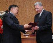 Тувинский геолог Владимир Забелин отметил 75-летний юбилей