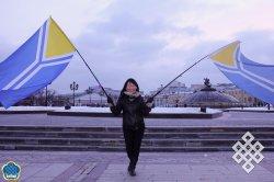 """Московское землячество объявило акцию """"Всемирное видеопоздравление тувинцев с Шагаа"""" 2013 года"""