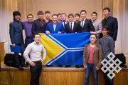 Новосибирские студенты вдохновили Главу Тувы