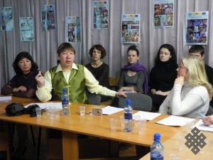 Экзерсис в северном танце представлял Владимир Биче-оол