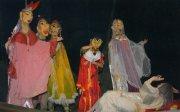 В Туве создается государственный кукольный театр