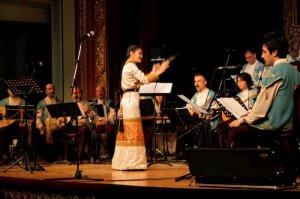 Тувинская музыка на турецкой земле