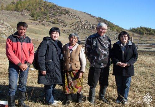 Охотничья лексика в тоджинском диалекте тувинского языка