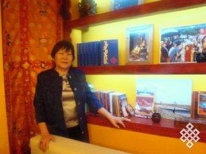 В московском ресторане «Тибет-Гималаи» прошла лекция об аржаанах Тувы