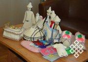 Сувениры из войлока студентов ТувГУ будут продавать в Москве