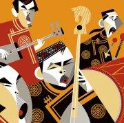 В Хакасии выступит группа «Хуун-Хуур-Ту»