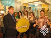 В «Таймырских чтениях-2013» принял участие тувинский ученый Владимир Биче-оол