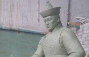 Памятник Буяну-Бадыргы будет стоять с северной стороны Национального музея Тувы