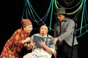 Рождение тувинского национального театра и Международный день театра