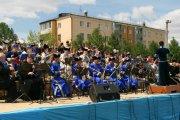 Национальный оркестр Тувы отметил 10-летие