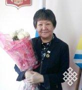 Алевтина Шаалы стала Почетным работником общего образования РФ