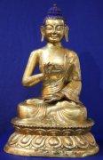 Индия отметит день рождения, просветления и смерти Будды