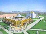 В Кызыле строится Дворец молодежи