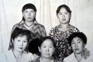 Священная стрела — хранитель семейного благополучия семей Тулуш и Донгак