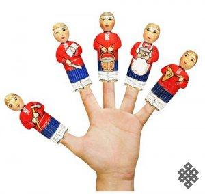 Игра оживления кукол