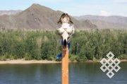 О радиоактивности природных вод Тувы докладывала в Томске Чойганмаа Ойдуп