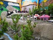 На главной площади Кызыла открылась выставка этнотуристических проектов