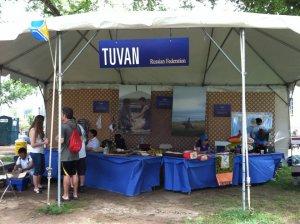 Тувинские мастера принимают участие в Смитсоновском фольклорном фестивале