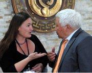 В Туве проходит форум исследователей орхоно-енисейской рунической письменности