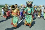 В Туве сегодня официально откроется международный фестиваль живой музыки и веры «Устуу-Хурээ»