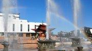 Площадь Арата - памятник архитектуры Тувы