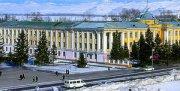 Самое главное здание советской Тувы