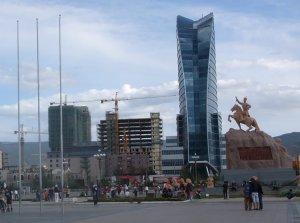Модернизация калмыцкого и монгольского обществ  на рубеже XX–XXI вв.: социальные аспекты