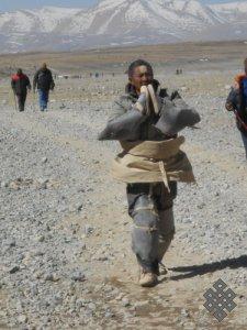 Три дня вместе с тибетцами