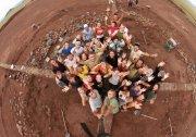 """Участники экспедиции """"Кызыл-Курагино"""" обнаружили более 8500 артефактов"""