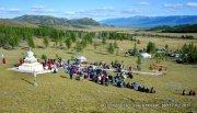 Центр буддологии и тибетологии ТувГУ организовал в Туве лекции по искусству буддизма Елены Антиповой