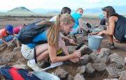 Археологи рассказали о находках в Туве 2013 года