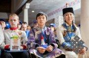 Тувинская делегация на слете региональных отделений РГО лучше всех презентовала малую Родину