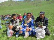 Экспедиция к китайским тувинцам