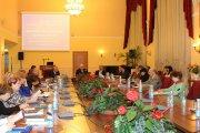 Презентации проектов на Х Международной научной конференции «Высшее образование для XXI века»