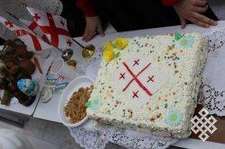 Объединение студентов РУДН «Урянхай» на фестивале в РУДН было одним из лучших