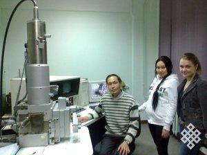 Тувинские биологи побывали в гостях у коллег в СПбГУ и МГУ