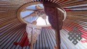 Изготовление юрт вошло список наследия ЮНЕСКО