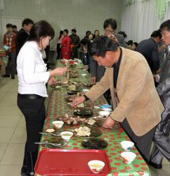В Тувинском госуниверситете отметили День Terra Madre