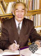 Народному учителю Тувы Доруг-оолу Монгушу исполнилось 85 лет