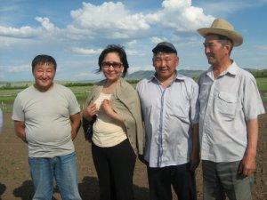 Сотрудничество аграриев Тувы, Хакасии и Монголии