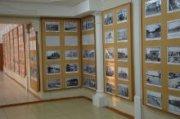 В Тувинском госуниверситете открылась выставка фотоистории Кызыла