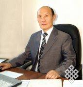 Юбилей отмечает первый проректор Тувинского госуниверситета Валерий Ооржак