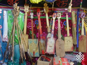 Шоор в традиционной культуре тувинцев Китая