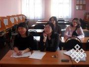 На семинаре кафедры психологии и педагогики развития личности ТувГУ обсуждались особенности тьюторства