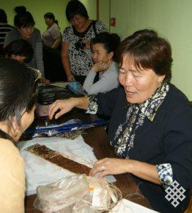 Обучающий семинар «Традиционная одежда тувинцев: история и современность»
