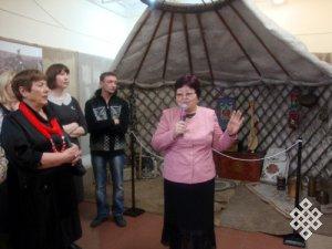 В Минусинском краеведческом музее открылась выставка «Традиционная культура народов Южной Сибири»