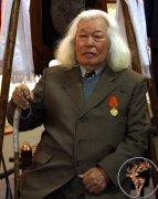 89 лет отмечает Монгуш Кенин-Лопсан