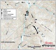 По следам двух землетрясений в Туве
