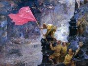В Туву прибыли художники из Студии военных художников им. М.Б.Грекова